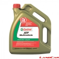Castrol Castrol ATF Multivehicle для АКПП 4л. (154F32)